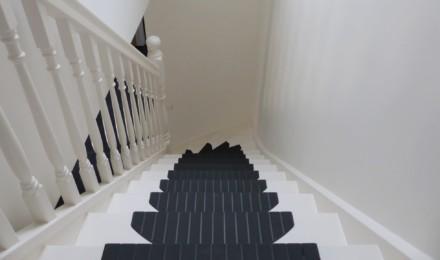 Trapmaantje Zwart – Zwart