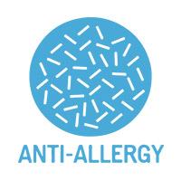 Symbool: Trapmatten en trapmaantjes zijn zeer geschikt voor mensen met een allergie
