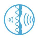 Symbool: Kunststof trapmaantjes reduceren geluid